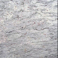 16 G200 River White Granite Image