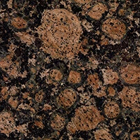 03 G200 Baltic Brown Granite Image